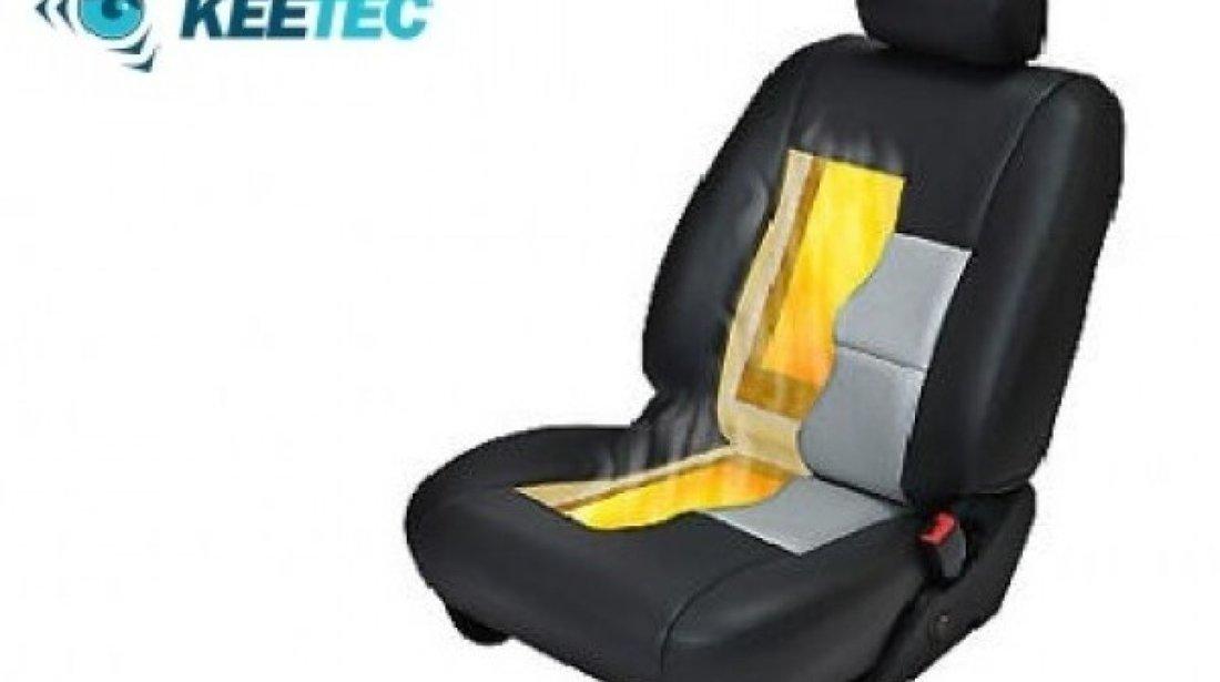 Kit Incalzire In Scaune Auto Skoda KEETEC CSH2 Carbon Butoane OEM 3 Pozitii Montaj Profesional