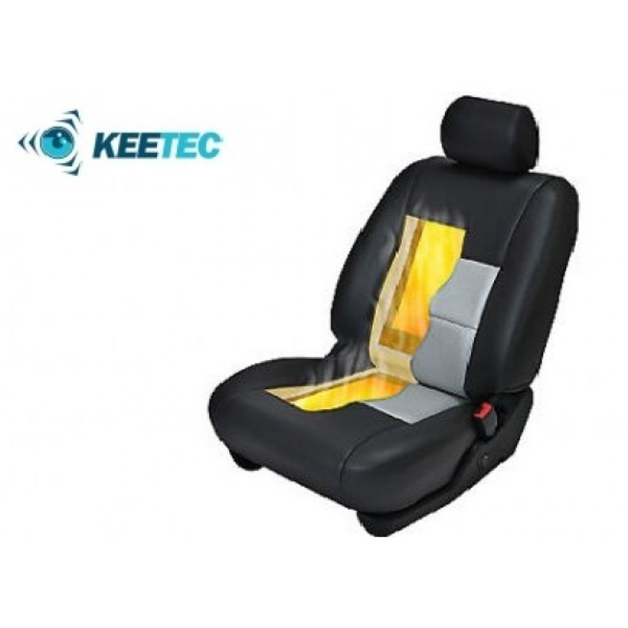 Kit Incalzire In Scaune Auto Suzuki KEETEC CSH2 Carbon Butoane OEM 3 Pozitii Montaj Profesional