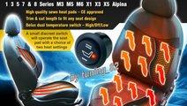 Kit Incalzire In Scaune Carbon Dedicat BMW SERIA 1...