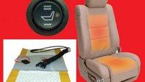 Kit Incalzire Scaune Auto Carbon AUDI BMW MERCEDES...
