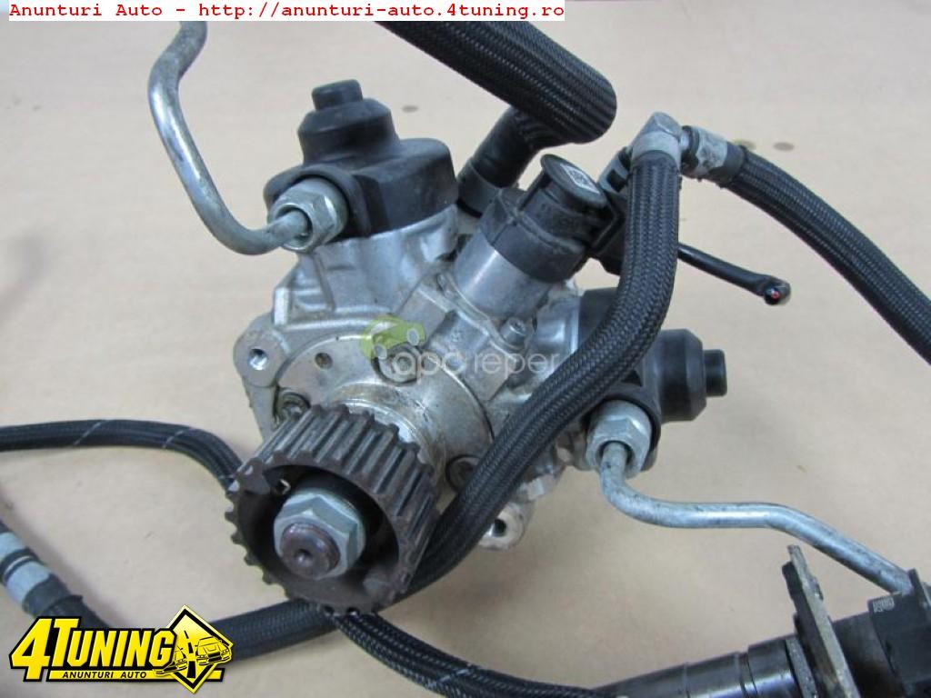 Kit Injectie Audi A8 4H 4 2Tdi Original Pompe Injectoare Rampe CDSB