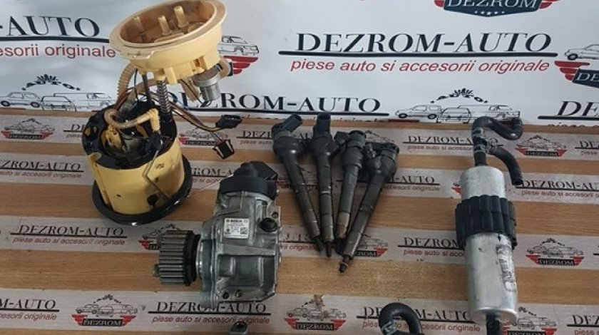 Kit injectie complet audi a6 4g 2.0 tdi cglc 177 cai