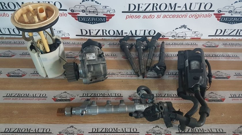 Kit injectie complet vw beetle 2.0 tdi cffb 140 cai