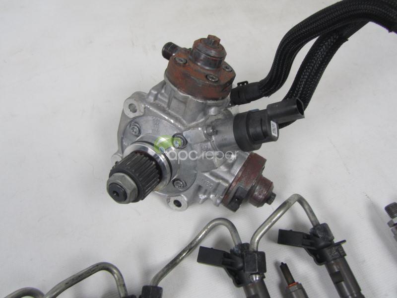Kit Injectie Injectoare + Pompa + Rampe Audi A7 4G Facelift 320Cp