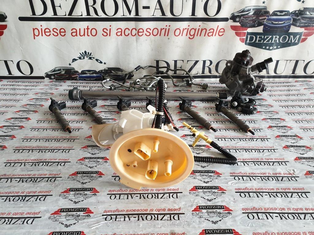 Kit injectie (Pompa injectie + Injectoare + Rampa + Pompa combustibil + Conducte) BMW 7 F03 730d 3.0