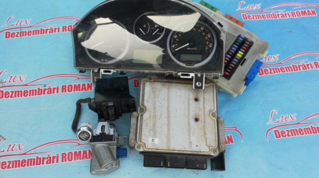 Kit kit pornire calculator ecu Land Rover Freelander 2 motor 2.2d 224dt