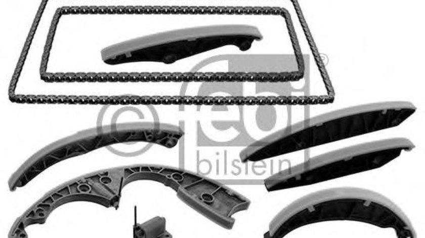 Kit lant distributie AUDI A6 Avant (4G5, C7, 4GD) (2011 - 2016) FEBI BILSTEIN 45008 - produs NOU