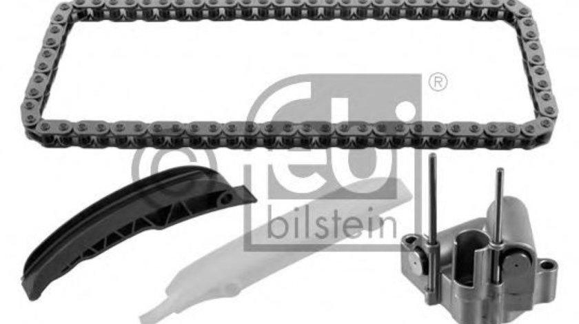 Kit lant distributie BMW Seria 7 (E65, E66, E67) (2001 - 2009) FEBI BILSTEIN 30347 produs NOU