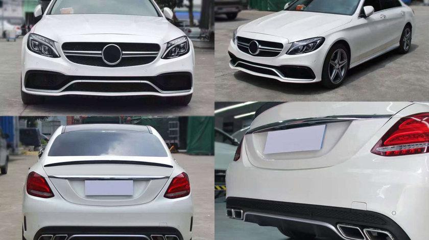Kit Mercedes C Class W205 Amg C63