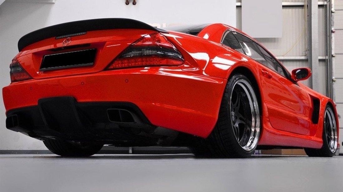KIt Mercedes Sl 65 Wide Body Amg Black Series