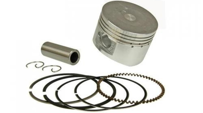 KIT PISTON GY6 125 (52.4mm;d=15mm)
