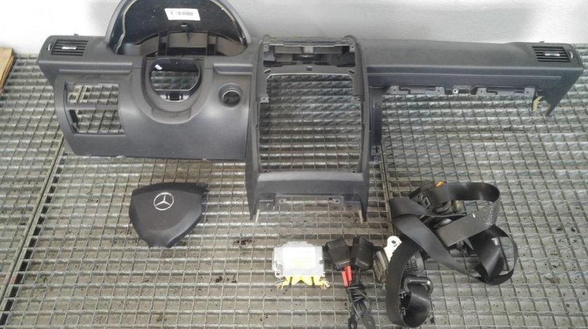 Kit plansa bord airbag mercedes a-class w169