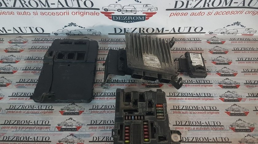 Kit pornire 8200334419 8200374152 renault megane 2 1.5 dci euro 3