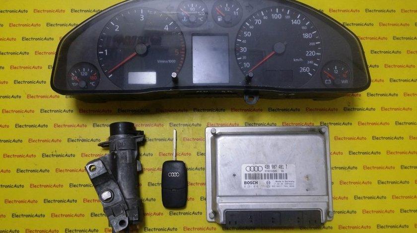 Kit pornire Audi A6 2.5 tdi 0281010153, 4B0907401T