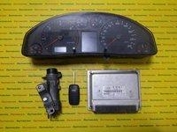 Kit pornire Audi A6 2.5TDI 0281010153, 4B0907401T