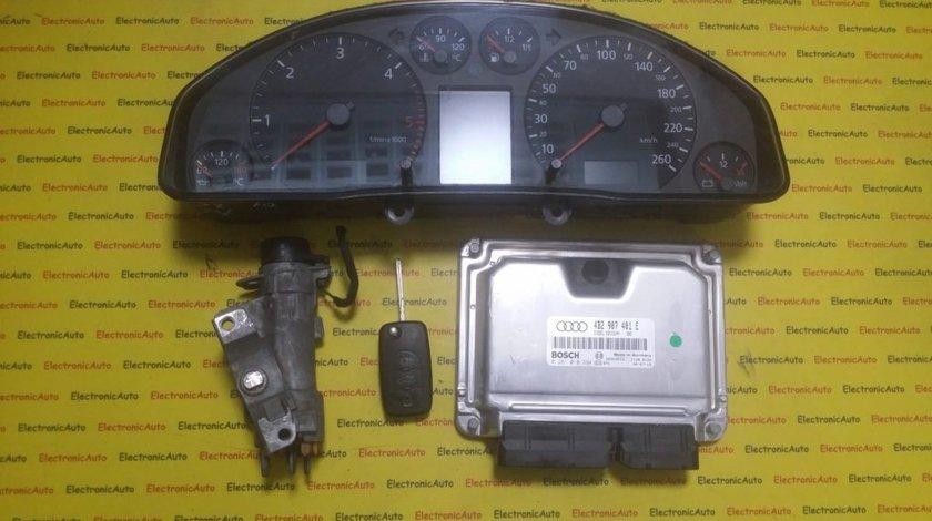 Kit pornire Audi A6 4B2907401E, 0281010394