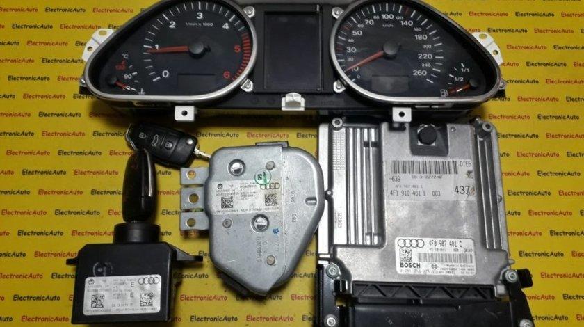 Kit pornire Audi A6 4F0907401C, 0281013324