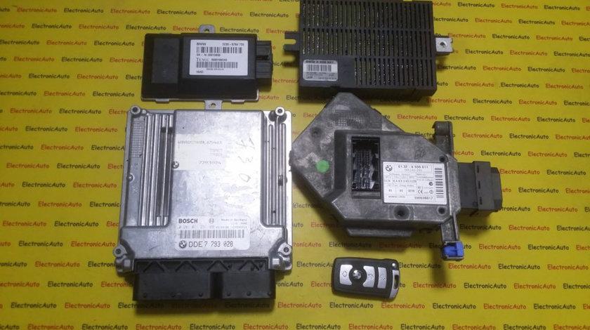 Kit pornire BMW 730 DDE7793028, 0281011231