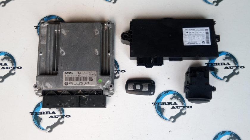 Kit pornire BMW E60 520 d cod motor N47D20C