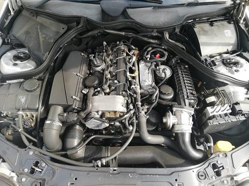 KIT PORNIRE / CALCULATOR MOTOR / ECU MERCEDES BENZ C-CLASS W203 2.2 CDI FAB. 2000 – 2007 ⭐⭐⭐⭐⭐