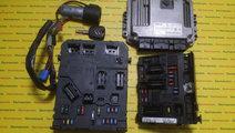 Kit pornire Citroen Xsara 1.6HDI 0281012466, 96617...