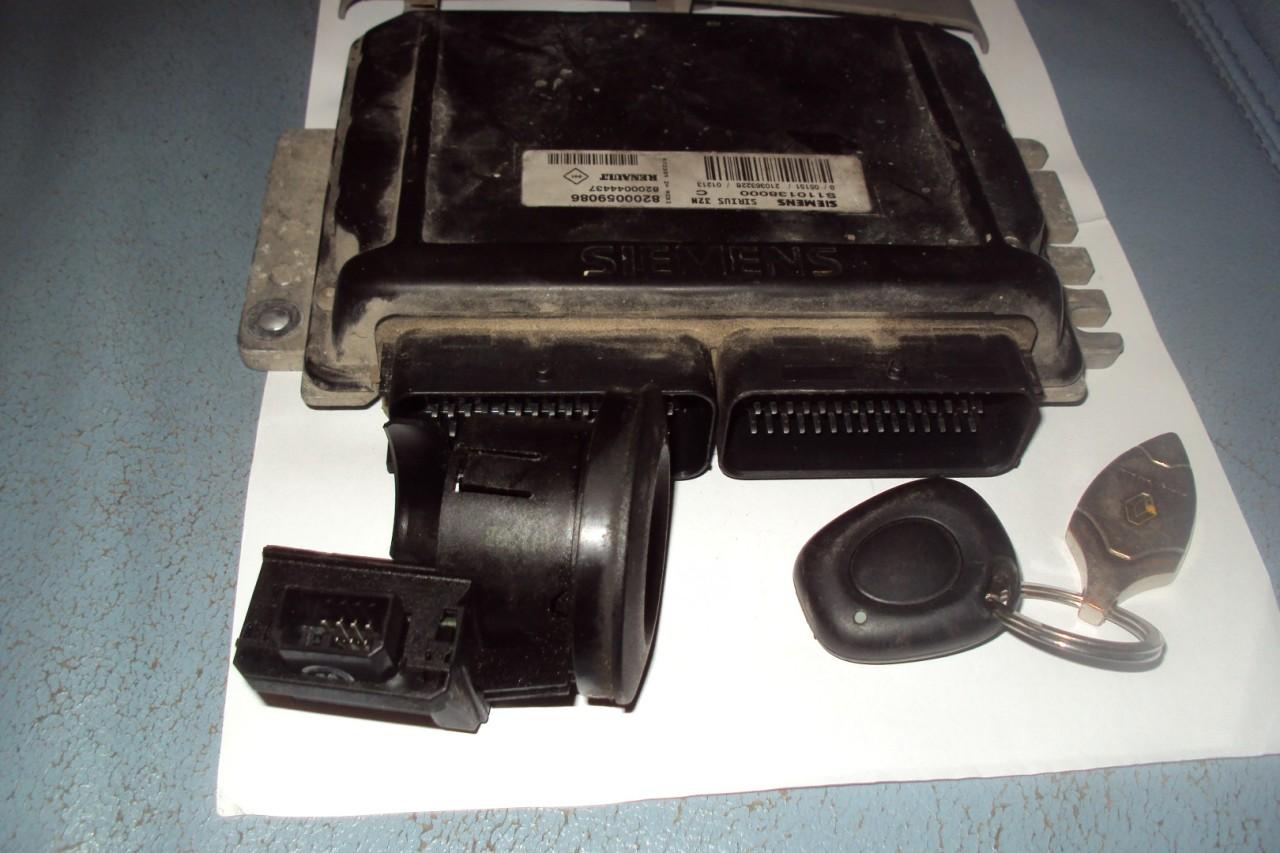 kit pornire  complet renault megane 1   1600 cm3 16v an 2001
