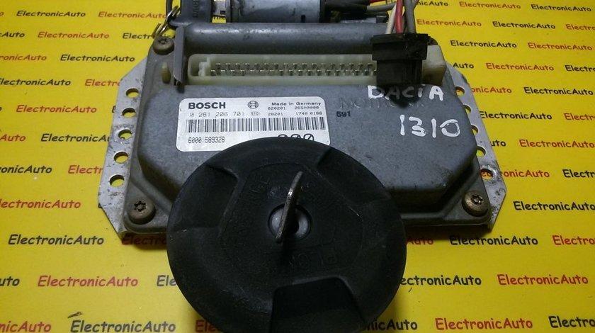 Kit pornire Dacia 1310 0261206701, 0 261 206 701