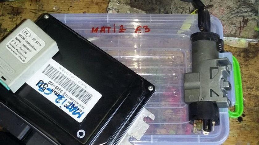 Kit pornire Daewoo Matiz 0.8i, Euro 3, fabr. (2005 - 2009)