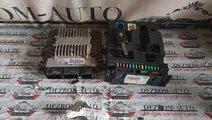 Kit pornire Ecu cod 9664807480 9661642180 SID803A ...