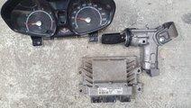Kit pornire Ecu motor cu contact Ford Fiesta MK6 1...