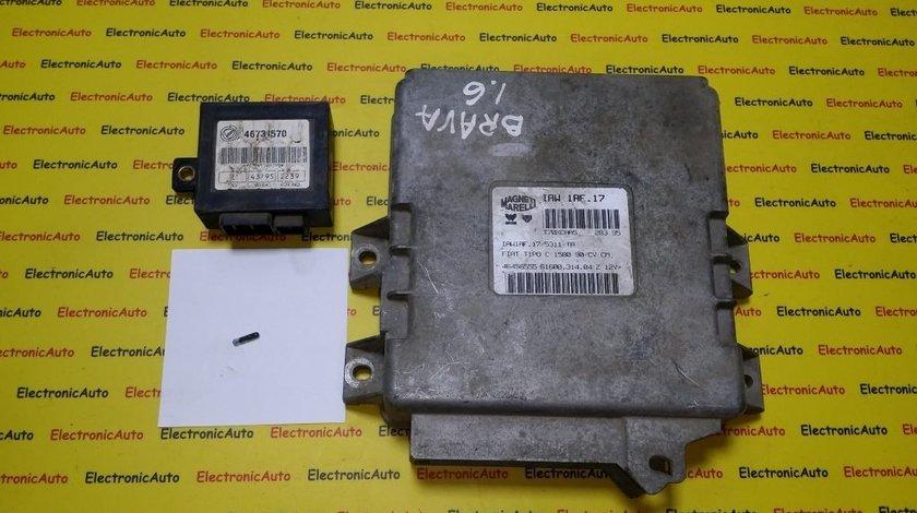 Kit pornire Fiat Brava 1.6 46456555 IAW 1AF.17 46456555