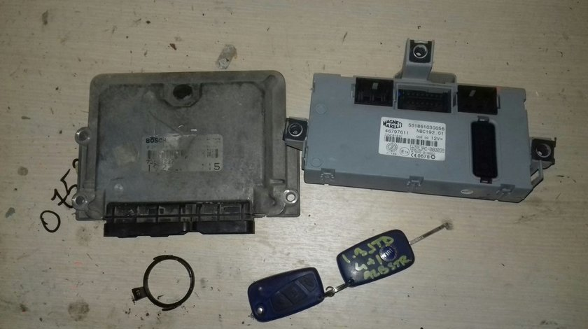 Kit pornire Fiat Stilo 1.9 JTD , fabr.2003