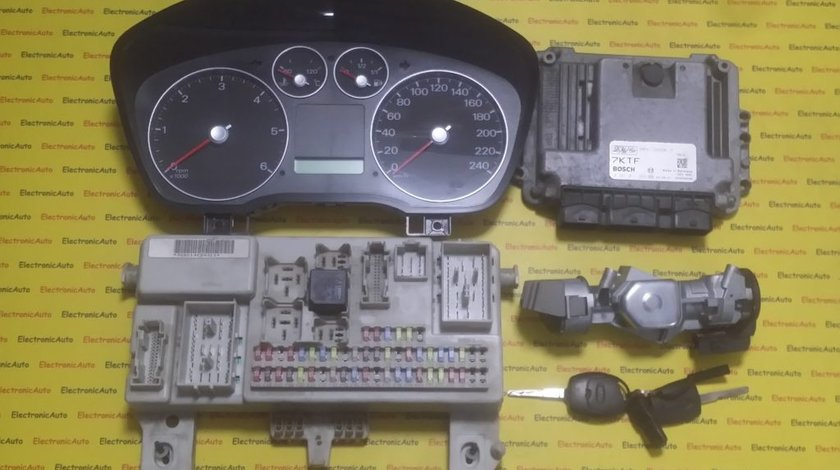Kit pornire Ford Focus 1.6TDCI 3M5A12A650JF, 0281011263