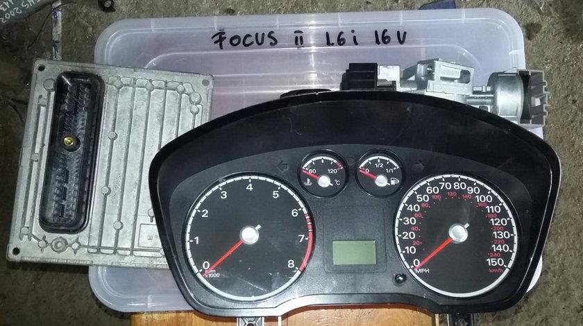 Kit pornire Ford Focus II 1.6i 16V, fabr. (2004 - 2011)