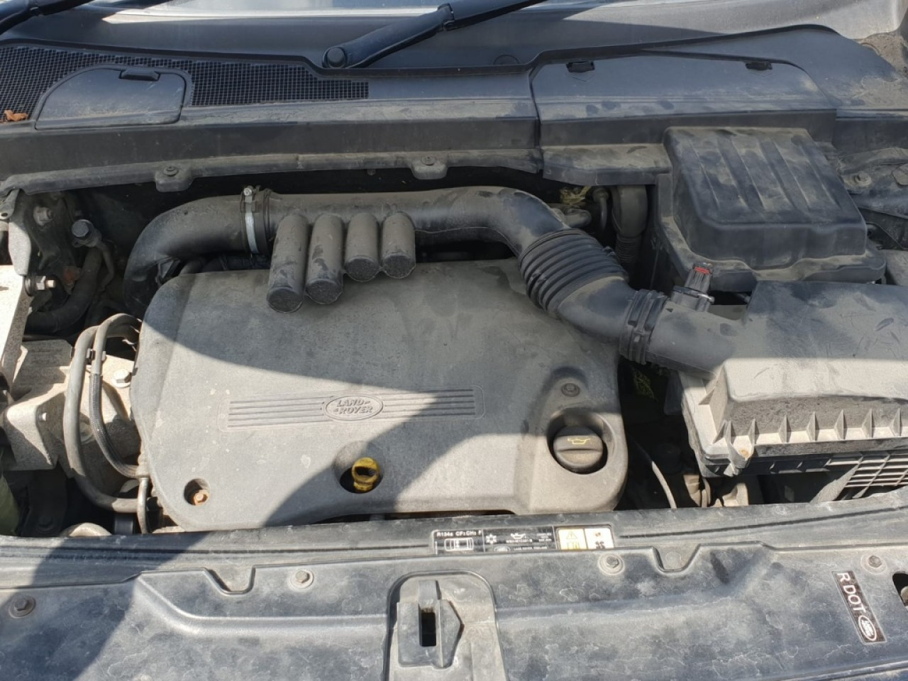 Kit pornire Land Rover Freelander 2008 suv 2.2 D diesel