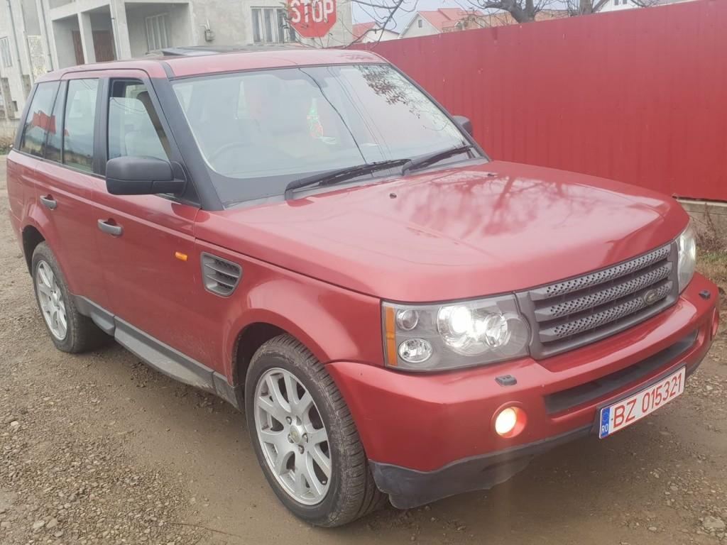 Kit pornire Land Rover Range Rover Sport 2007 4x4 2.7 tdv6 d76dt 190cp