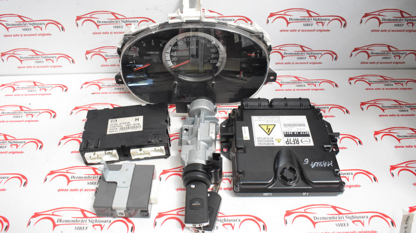 Kit pornire Mazda 5 2.0 D 143 CP 2006 RF7P18881H 612