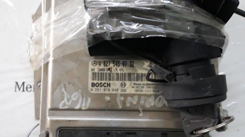 Kit Pornire Mercedes A170 A-class W168 COD A0275459732