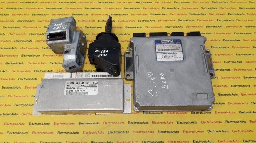 Kit pornire Mercedes C180 A0225455432, R04010023A