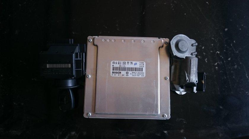 Kit pornire Mercedes C220 cdi w203 A6111537779,0281011001,cr2.11