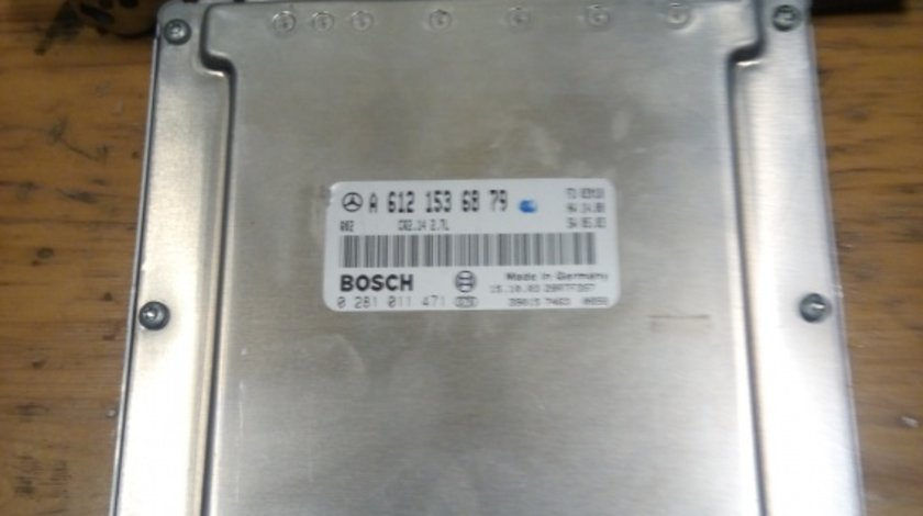 Kit pornire mercedes C270 cdi w203