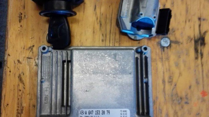 Kit pornire Mercedes E270 CDI w211 A6471532079