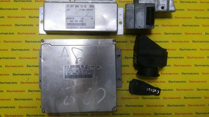 Kit pornire Mercedes E280 2.8 0261204779, A0235459632