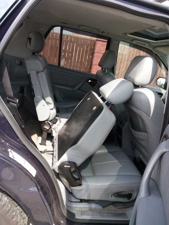 Kit pornire Mercedes M-Class W163 2004 SUV 2.7 CDI