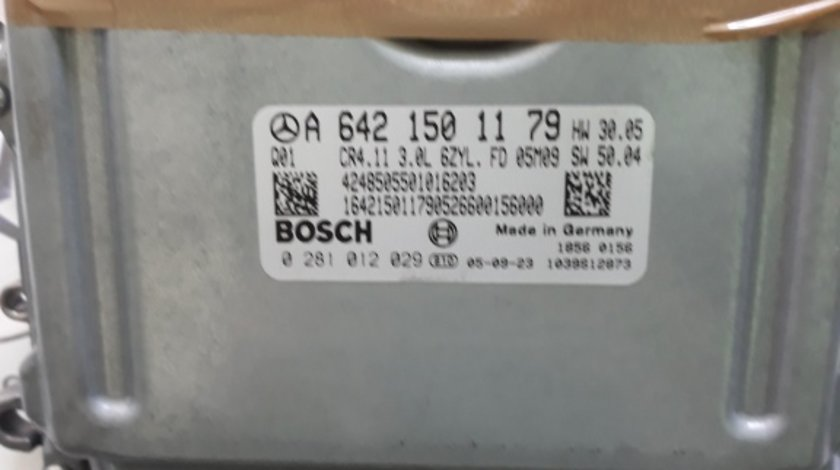 Kit pornire Mercedes V6 W211 W219 A6421501179,0281012029 ,CR4.11