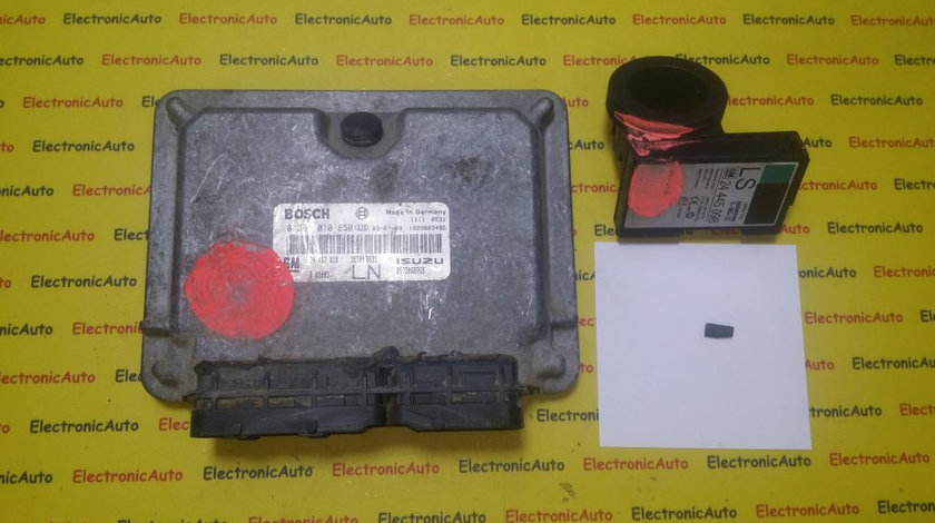 Kit pornire Opel Astra G 1.7CDTI 0281010859, 24467018 (W3AZD1)