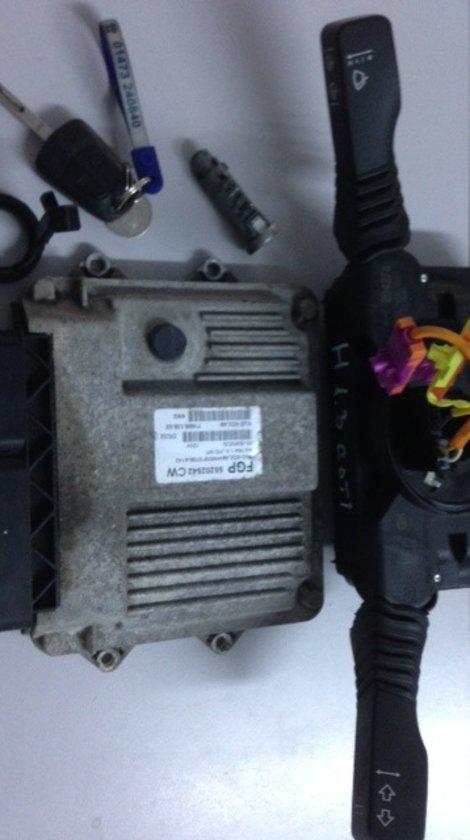 Kit pornire opel astra h 1.3 cdti 90 cp cod motor z13dth