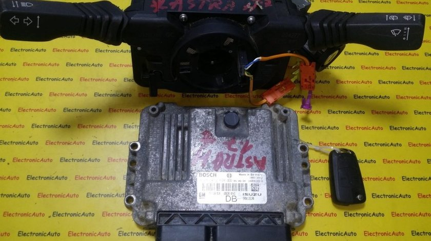 Kit pornire Opel Astra H 1.7CDTI 0281012694, 55560810