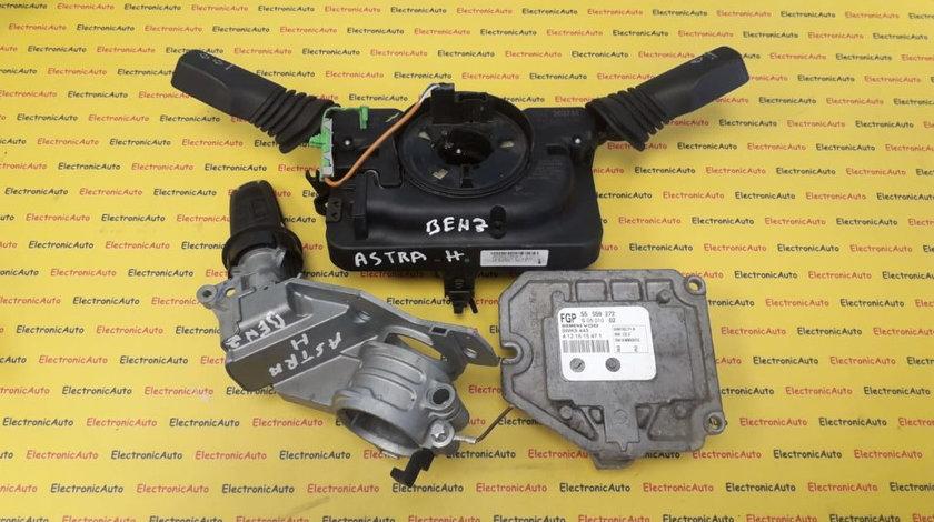 Kit pornire Opel Astra H 55559272, 5WK9443