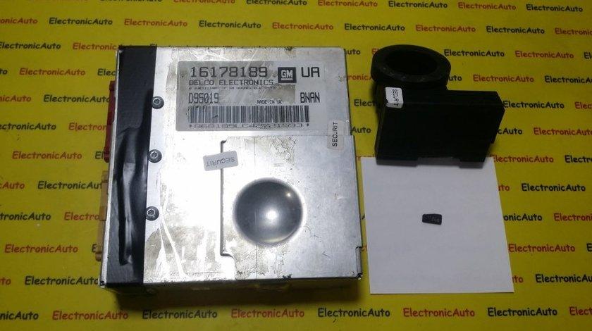 Kit pornire Opel Corsa B 1.4 16178189 UA BNAN X14XE